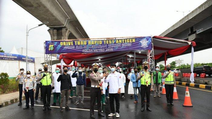 Forum Mahasiwa Merah Putih Apresiasi Petugas Pos Penyekatan KM 34