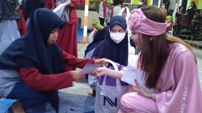 Ultah Forwan kali ini juga warnai dengan menggelar santunan kepada anak yatim di panti asuhan Yayasan Benih Kebajikan Nusantara,Jakarta Selatan,