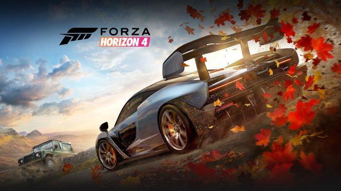 Forza Horizon 4 Jadi Video Game Esports Balap Mobil Terpopuler di Steam