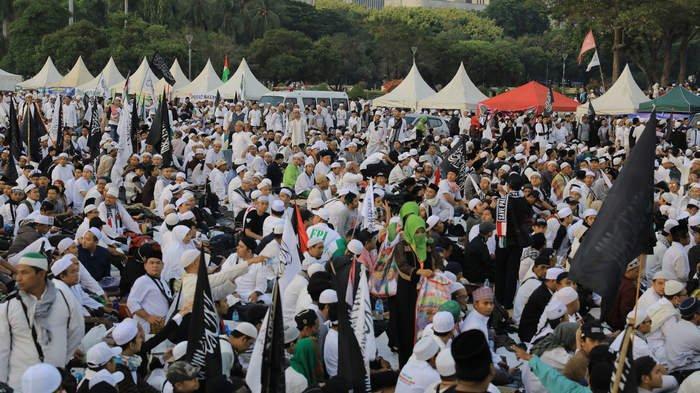 Mayoritas SKPD DKI Tak Setuju PA 212 Gelar Reuni di Monas, Keputusan Final di Tangan Anies Baswedan