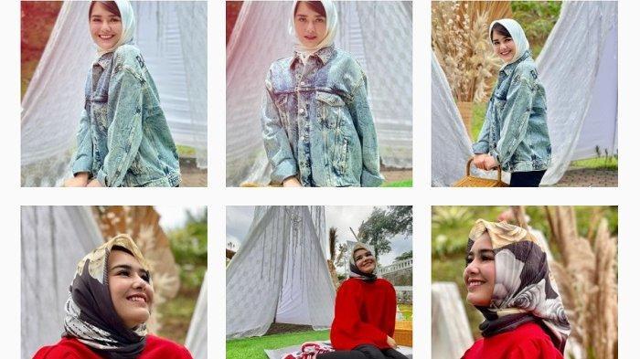 Amanda Manopo Unggah Foto Berhijab Dibanjiri Pujian Hingga Doa, Warganet: Semoga Mendapatkan Hidayah