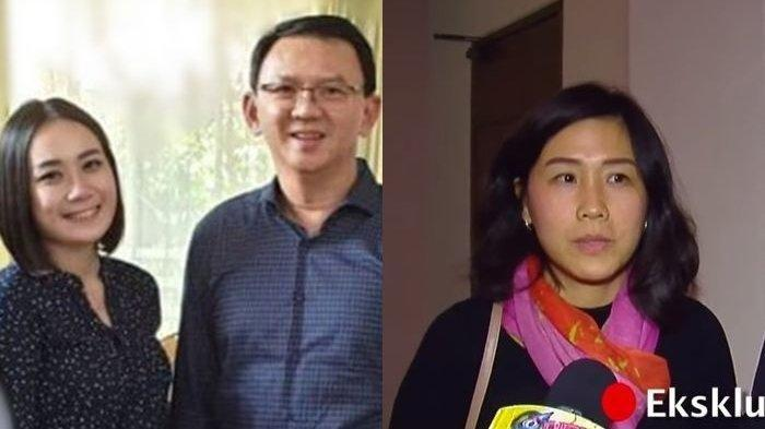 Benarkah Ahok BTP, Puput Nastiti Bersama Veronika Tan Makan Semeja? Simak Ekspresi Anak Mereka