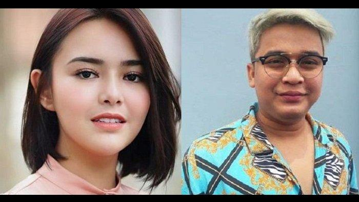 Amanda Manopo dan Billy Syahputra.