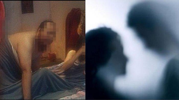 Putus Asa Dihukum Jalan Bugil oleh Sang Istri karena Ketahuan Selingkuh,Pria Ini Minta Ditembak Mati
