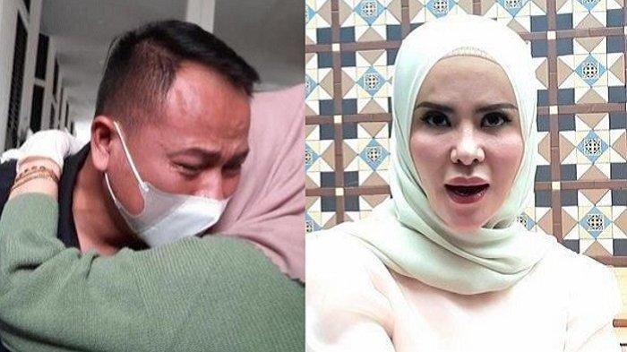 Vicky Prasetyo Menangis Dituntut Delapan Bulan Penjara Kasus Dugaan Pencemaran Nama Baik Angel Lelga