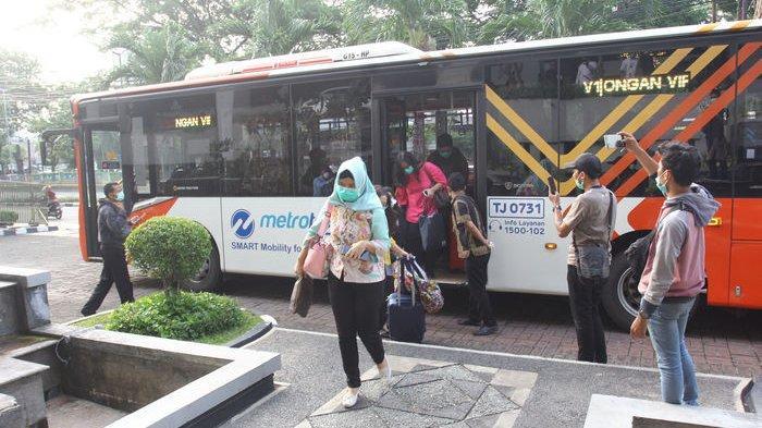 Ada Demo Tolak UU Cipta Kerja, ini Pengalihan Rute Transjakarta, Selasa 20 Oktober 2020