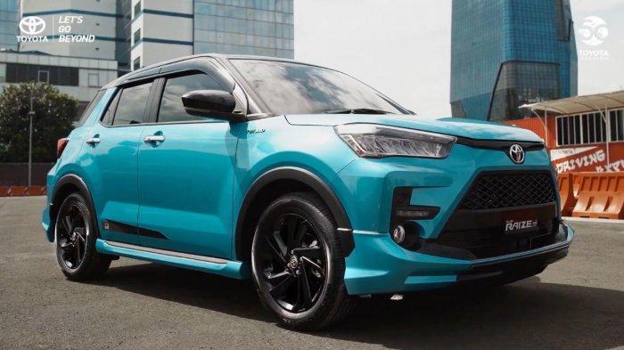 Daftar Harga Toyota Raize Berskema PPnBM Relaksasi 100 Persen, Berikut Tipe dan Sistem Transmisinya