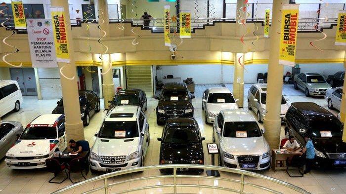 BERITA FOTO: Pedagang Sebut Penjualan Mobil Bekas Kembali Bergairah di Era New Normal