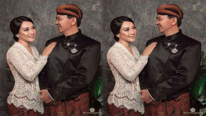 Foto Pernikahan Ahok BTP dan Puput Tersebar, Ini Kisahnya