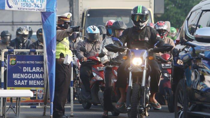 Ini Alasan Polisi Izinkan Warga Jabodetabek Mudik Lokal, Anies Larang karena Virus Tak Kenal Lebaran