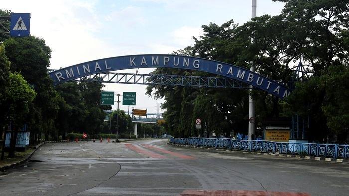 Akibat Pandemi Virus Corona, Jumlah Penumpang Terminal Kampung Rambutan Anjlok 80 Persen