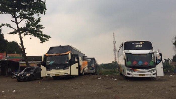 Larangan Mudik Lebaran 2021, Agen Penjual Tiket Bus Terminal Parung Bogor Mengeluh: Bakal Sepi Lagi