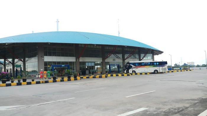 Rapid Test Antigen Jadi Syarat Keberangkatan di Terminal Pulo Gebang, Bagaimana Terminal Bayangan?