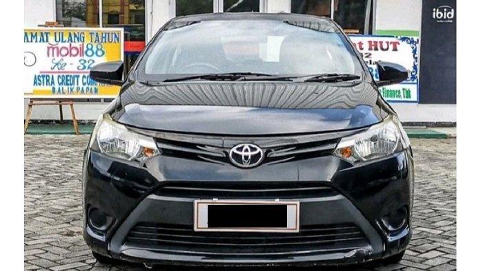 Foto: Toyota Vios Limo M/T