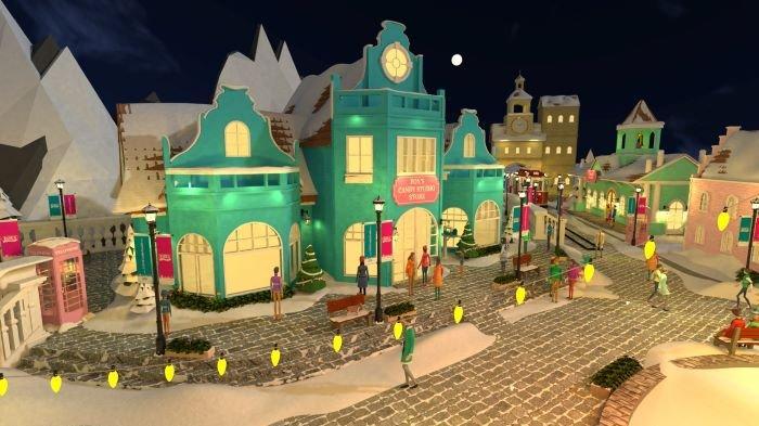 Dengan mengusung tema Sparkling City, Customized Gift Candy Store, FOXS Candy Studio dapat diakses melalui website www.foxscandystudio.com mulai 10 Desember 2020 hingga 10 Januari 2021.