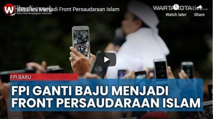 Front Persaudaraan Islam Segera Deklarasi, Denny Siregar Sebut Sama dengan FPI, Hanya Ganti Kulit