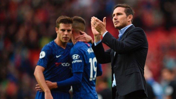 Jelang Liga Champions Chelsea Vs Bayern Muenchen, Frank Lampard Singkirkan 3 Pemainnya Karena Cedera