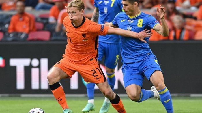 Hasil Babak Pertama Belanda vs Ukraina 0-0, Depay dkk Kuasai Laga Namun Gagal Sarangkan Bola