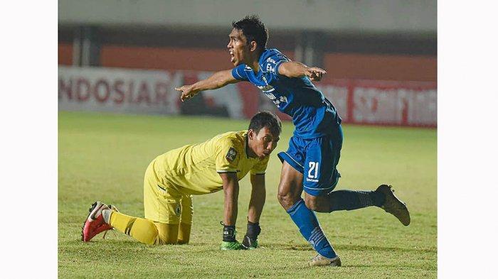 Hasil Babak Pertama: PS Sleman vs Persib Bandung Masih Imbang 0-0