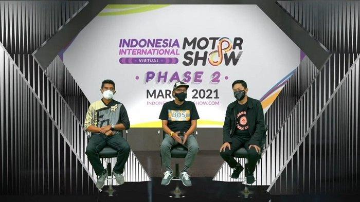 Kolaborasi IIMS Virtual 2021 Phase 2 dengan BOS Siap Gelar Kejuaraan Motocross Junior
