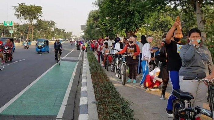 Warga Keluhkan Kurangnya Sosialisasi HBKB di Jalan Pemuda, Jakarta Timur yang Ditiadakan