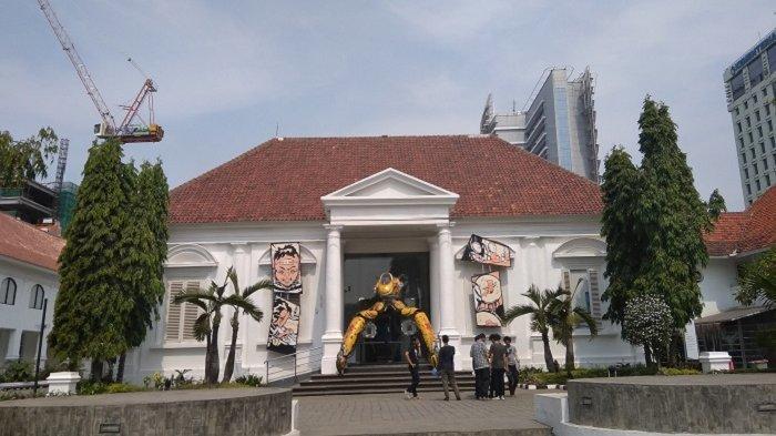 Mengenal Lebih Dekat Karya Seni Rupa Seniman Indonesia dan Mancanegara di Galeri Nasional Indonesia
