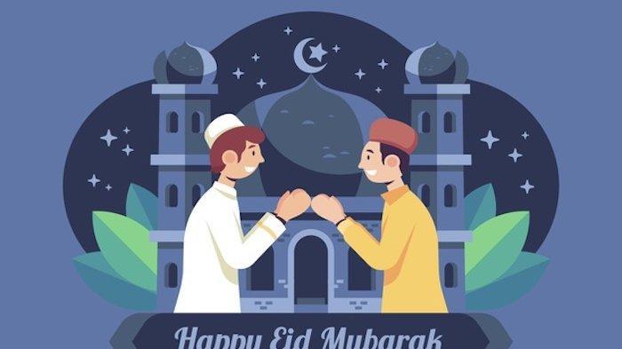 Hari Lebaran Telah Tiba, Ini Ucapan Hari Raya Idul Fitri dalam Berbagai Bahasa Daerah di Indonesia