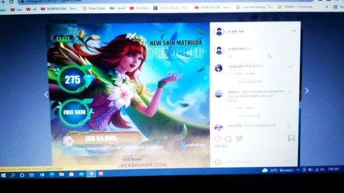 Berikan Layanan Top Up Games Online Termurah, Xcashshop Mampu Jual Lebih dari 30.000 Orderan