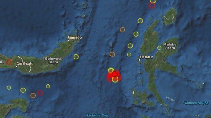 BMKG Ingatkan, Wilayah Selatan Pulau Seram Maluku Tengah Rawan Tsunami