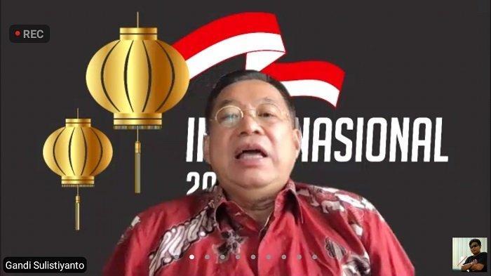 Acara Imlek Nasional 2021 Digelar secara Virtual Bakal dihadiri Presiden RI Joko Widodo
