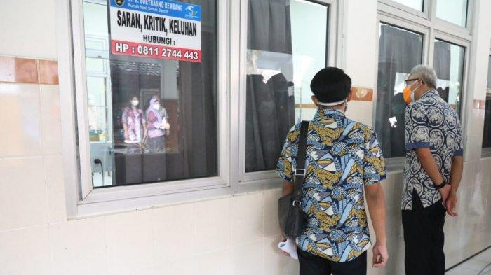 Tinjau Penanganan Covid-19 di Rembang, Ganjar Pastikan Semuanya Sesuai Harapan