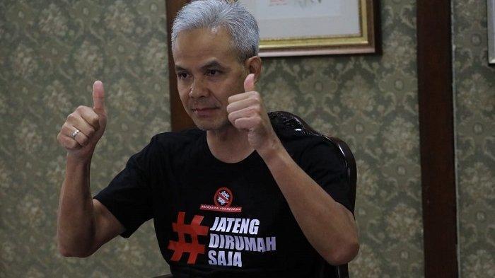 Ganjar Pranowo Kaget dan Aneh Kantornya Kebanjiran, ProDem: Sudah Mulai Ikut Kagetan seperti Jokowi
