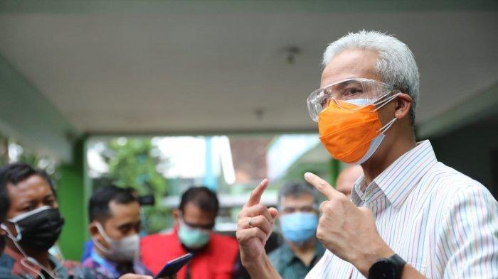 Ujian Berat Buat Pak Ganjar, Sebanyak 13 Kota di Jawa Tengah Sudah Masuk Zona Merah Covid-19