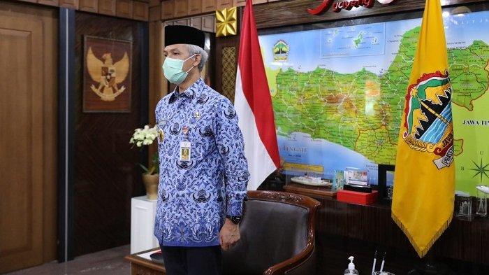 Ada Pengarahan Kader di DPD PDIP Jateng, Gubernur Ganjar Tak Datang karena Tak Diundang