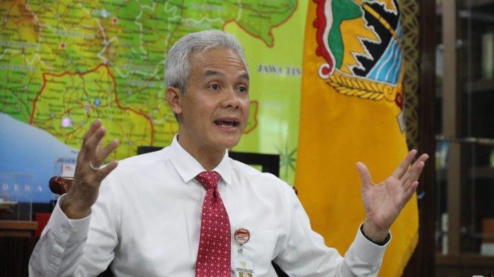 Gubernur Ganjar Izinkan Penambahan Kelas pada PTM Tahap Kedua di Jateng