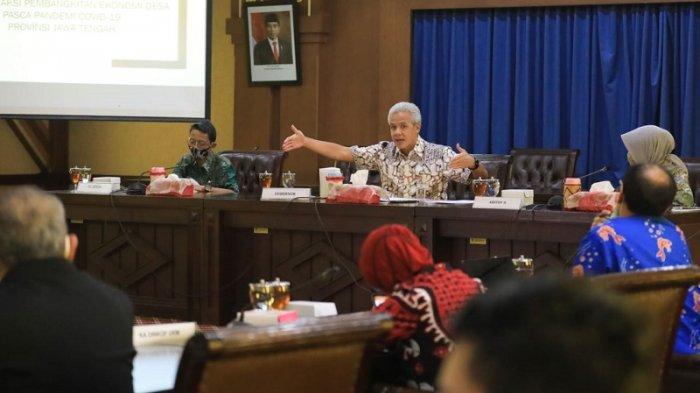 Pemprov Jawa Tengah Godok Formula yang Tepat untuk Bangkitkan Ekonomi Desa