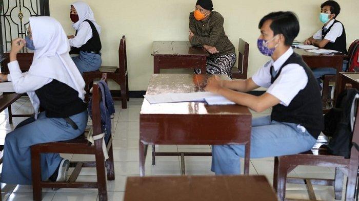 Sekolah Pembelajaran Tatap Muka di Kota Bekasi Bertambah Lagi, Dapat Tanggapan Positif dari Orangtua