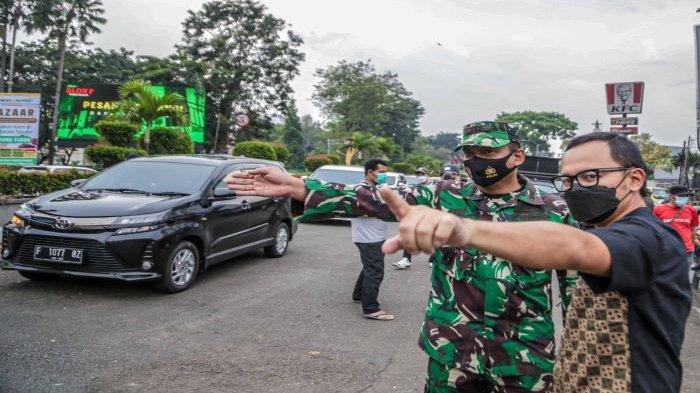 Bima Arya Terjun Pantau Ganjil Genap Kota Bogor, Sampaikan Pesan agar Warga Kurangi Mobilitas