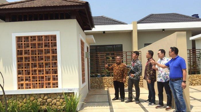 Garap Market Di Kawasan Anyer Gapuraprima Group Kembangkan Villa Ubud Warta Kota
