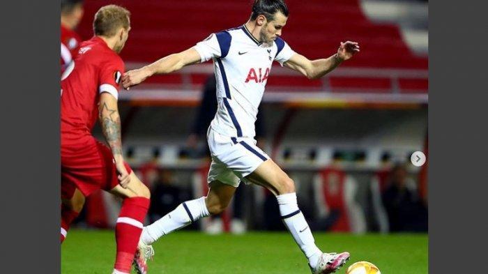 Tottenham Hotspur Gilas Brighton, Bayangi Liverpool di Puncak Klasemen