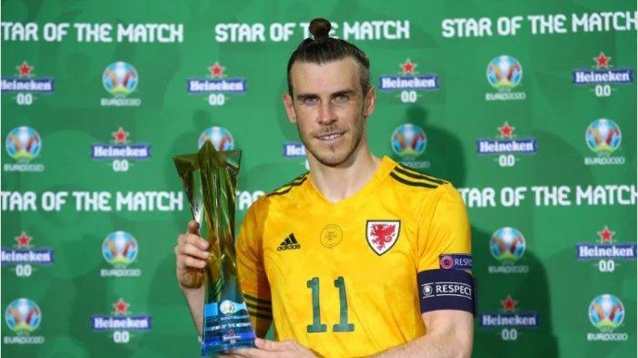 Kalahkan Turki 2-0, Wales Gusur Italia di Puncak Klasemen Grup A, Gareth Bale Pemain Terbaik