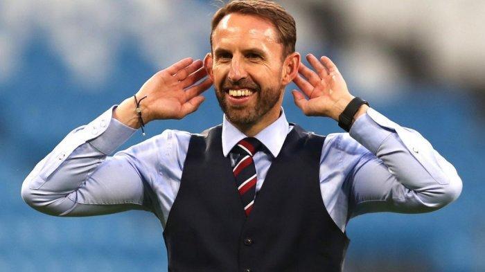 Piala Eropa 2020 Inggris Vs Jerman, Southgate Diingatkan Lagi Tragedi Penalti di Semifinal Euro 1996