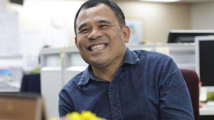 Garin Nugroho saat terpilih jadi Ketua Komite Seleksi Film Nasional, Kamis (10/9/2020).