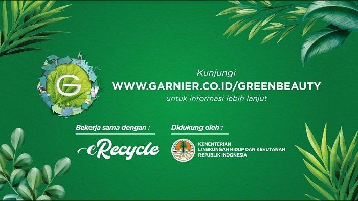 Garnier, Perusahaan Kecantikan Pertama di Indonesia yang Kelola Limbah Konsumen dengan Teknologi