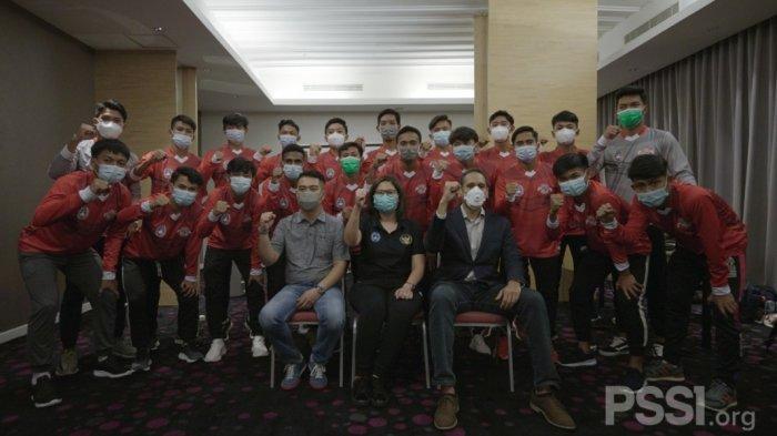 Garuda Select Jilid III Tinggalkan Jakarta untuk Latihan di Inggris