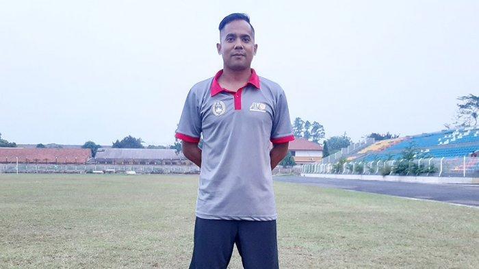 Gary Setiawan Jadi Pelatih Kiper Tim Persikota Tangerang yang Berkompetisi di Liga 3 Indonesia