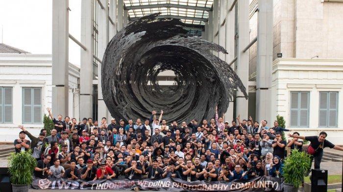 Ratusan Fotografer dan Videografer Penikahan Ngumpul di Gathering IWPC