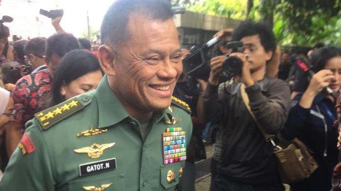 Gatot Nurmantyo: Saya Tidak Pernah Katakan Dicopot Sebagai Panglima TNI karena Nobar Film G30S/PKI