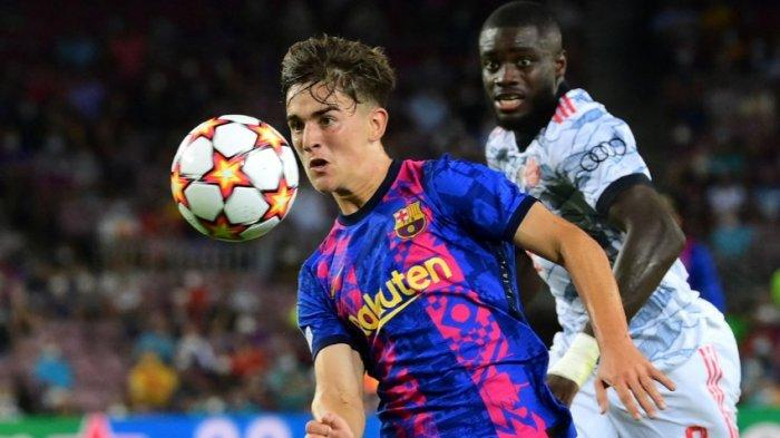 Sedang Berlangsung Cadiz ve Barcelona 0-0, Koeman Turunkan Pemain Usia 17 Tahun Gavi Paez