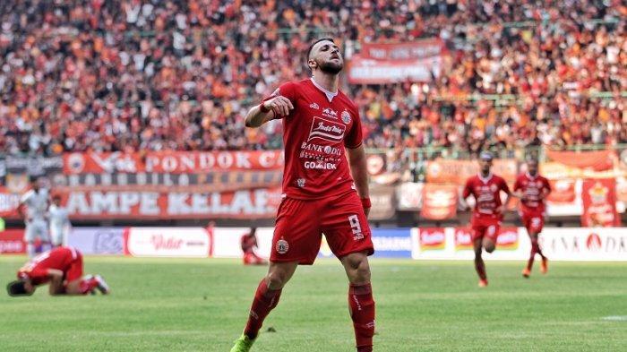 Ini Para Pemain Persija yang Cedera Jelang Leg Kedua Piala Indonesia, Pelatih: Bukan Alasan Serius